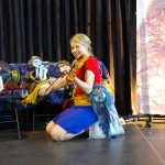 Sarah Performing